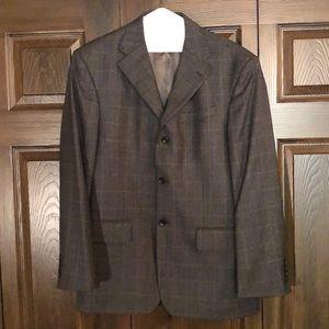 NWOT Oscar De La Renta Wool Blazer Jacket 40R